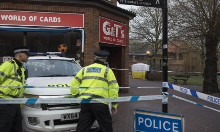 Sergei Skripal was rushed to hospital with suspected poisoning
