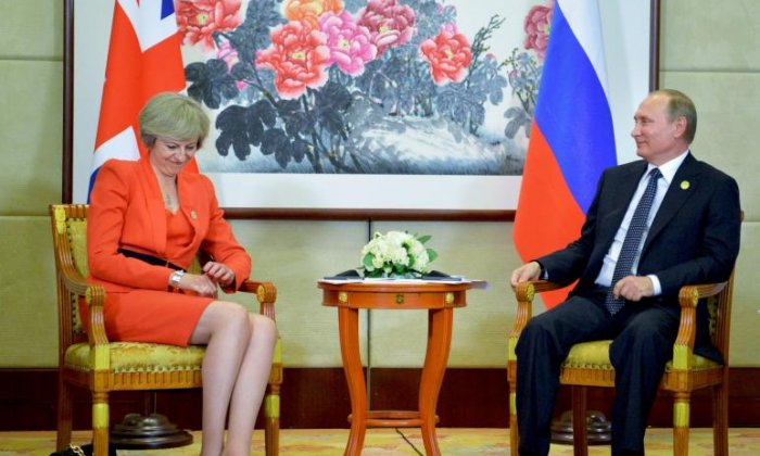 Theresa May has given Vladimir Putin an ultimatum over Sergei Skripal