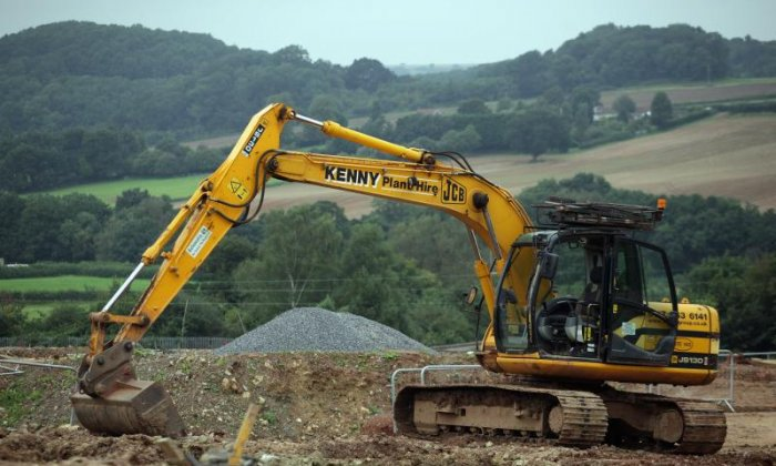 The Government has said 300,000 new homes need to be built each year in England to meet demand