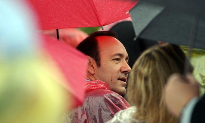 Spacey was one of the first to face public allegations following Harvey Weinstein's downfall