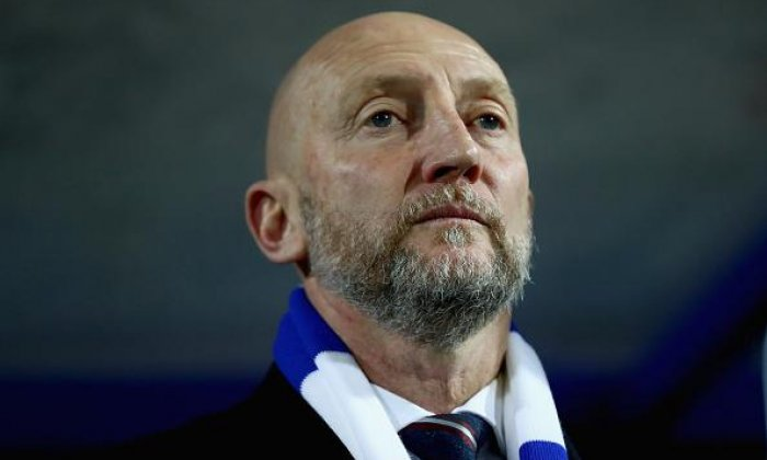 'Ray Wilkins made me believe I was good enough' said Holloway in a moving tribute