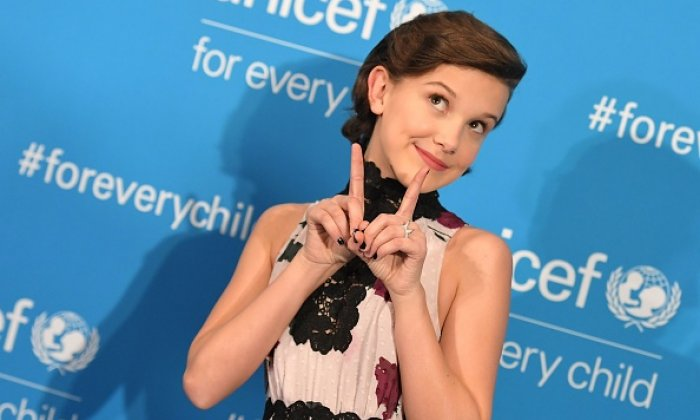 Teenage Stranger Things star Millie Bobby Brown named one of the world's most influential people