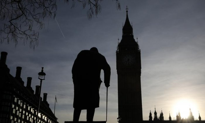 Churchill and other male statues have, until now, dominated Parliament Square