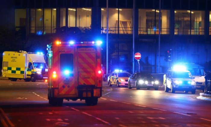 Closest man to Manchester Arena bomb to survive reveals what he's been through