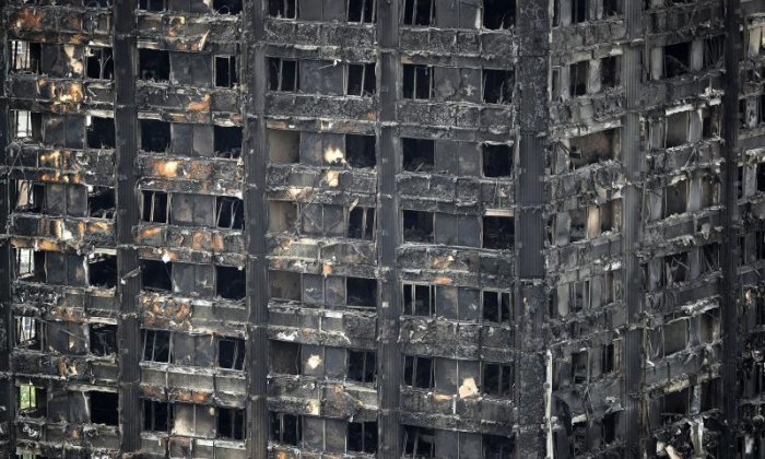 A leaked report has revealed damning deficiencies in the tower's safety standards