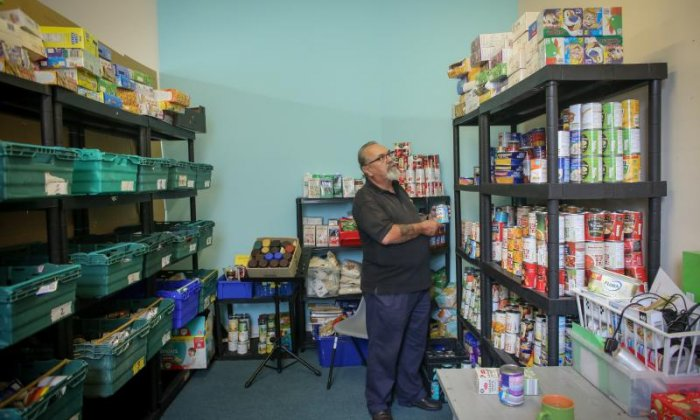 The Trussell Trust said its network distributed more than 1.3 million three-day food supplies over the last year