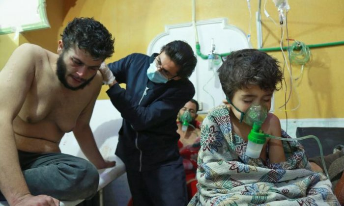 Chemical attack: 'We have to accept Assad and Putin have won war in Syria', says expert