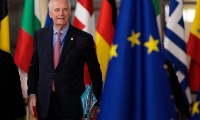 """More clarity"" is still needed from the UK, says EU chief Michel Barnier"