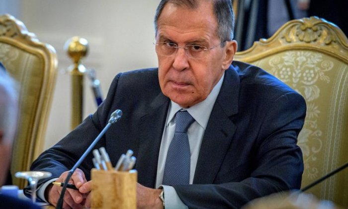 Spy poisoning: Russia's foreign minister accuses UK of 'putting all decency aside and resorting to fake news '
