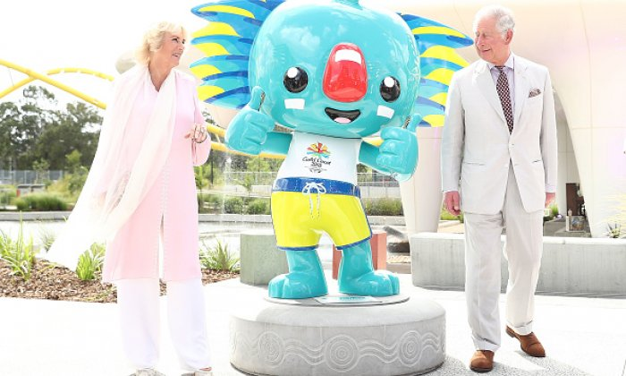 Prince of Wales and Duchess of Cornwall visit Queensland