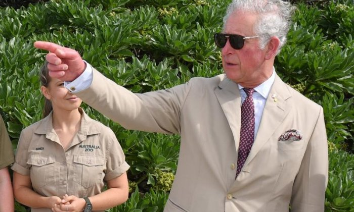 Prince Charles calls on business leaders to help ocean 'heal itself'