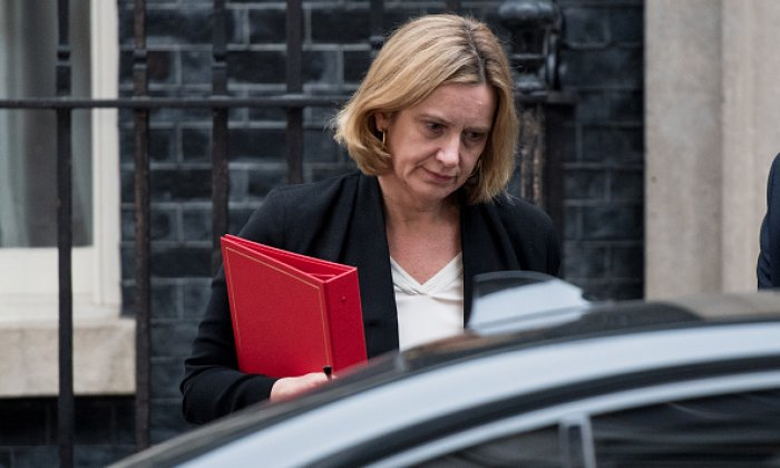 Home Secretary Amber Rudd: government 'still working on' its position