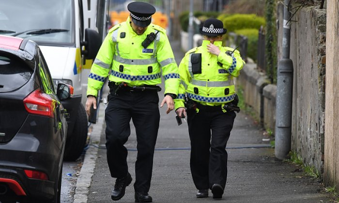 Knife Crime Offences Up 22% In England And Wales