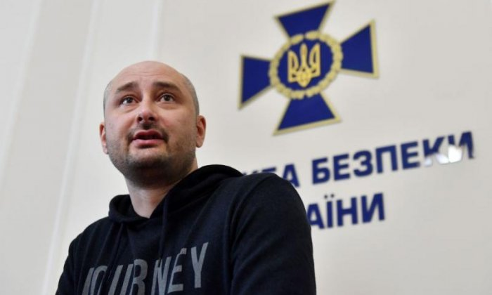Babchenko faked death could boost Russia's denial of fake news, says expert