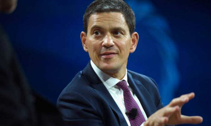 David Miliband a 'political has-been' says Brexit commentator