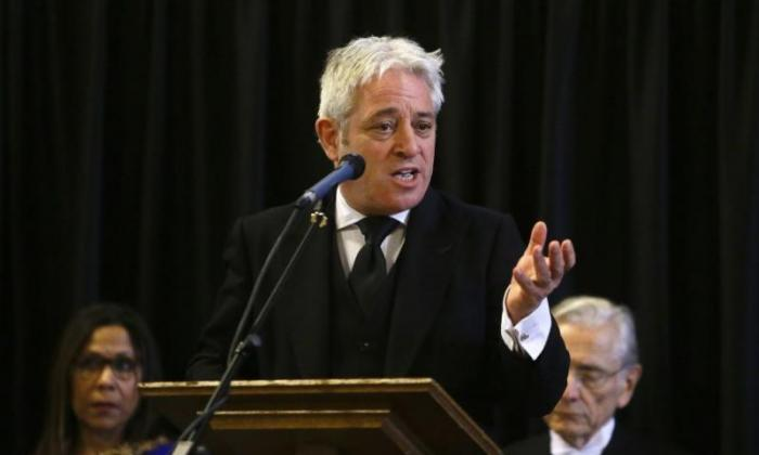 Calls for John Bercow to quit after new bullying allegations