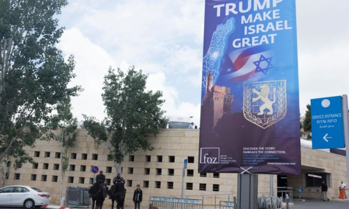 US to move its embassy in Israel from Tel Aviv to Jerusalem