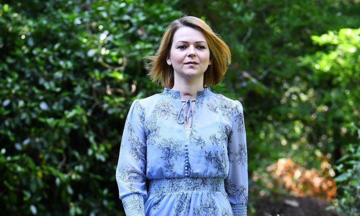 Yulia Skripal gives her first public statement since poisoning