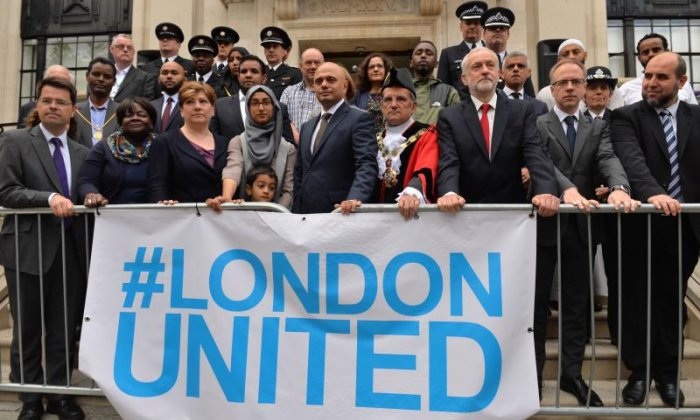 Minute's silence held for victims of Finsbury Park terror attack