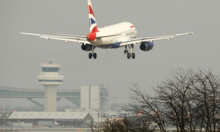 Julian Monaghan was arrested at Gatwick Airport on January 18 on suspicion of reporting for duty as a pilot when his level of alcohol was over the limit