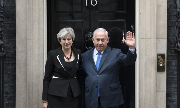 The Prime Minister stressed she recognised Israel's right to self-defence but called on Mr Netanyahu to take action to alleviate the situation