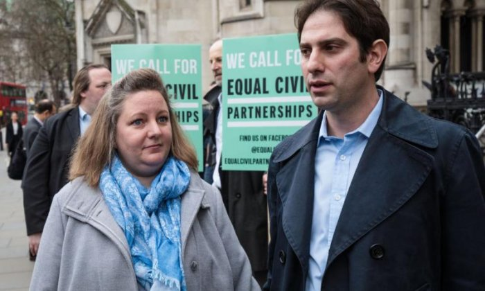 Rebecca Steinfeld and Charles Keidan: What's the difference between marriage and a civil partnership?
