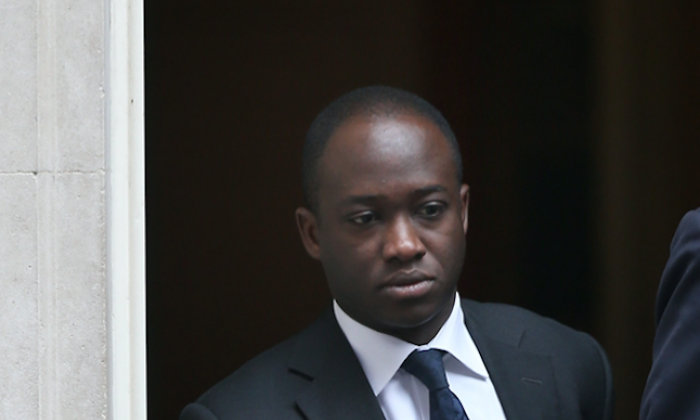 Sam Gyimah, a former Oxford student, said the elite universities had not done enough