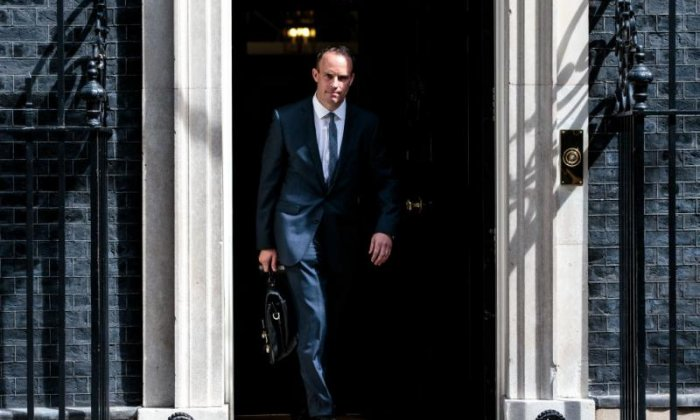 Who is Dominic Raab, the new Brexit Secretary?