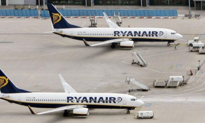 Dozens of Irish-based pilots are staging a 24-hour strike in an ongoing dispute