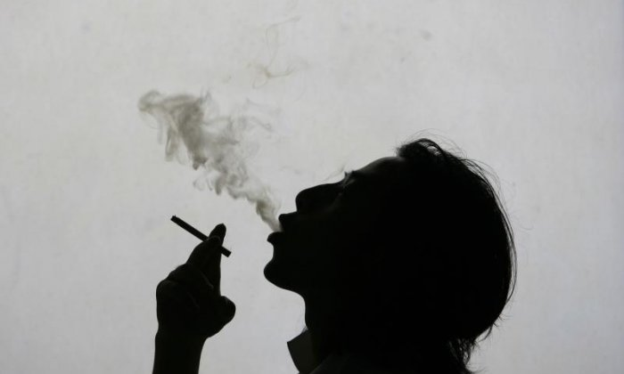 Young adults find smoking a bit of a drag