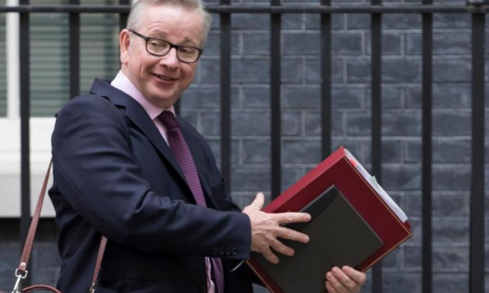 Exclusive: Michael Gove misses Westminster press conference on marine conservation