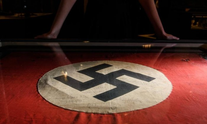 Jack Coulson's room was filled with Nazi memorabilia, the court heard (stock image)