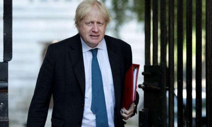 Boris Johnson calls Chequers Brexit plan 'miserable permanent limbo'