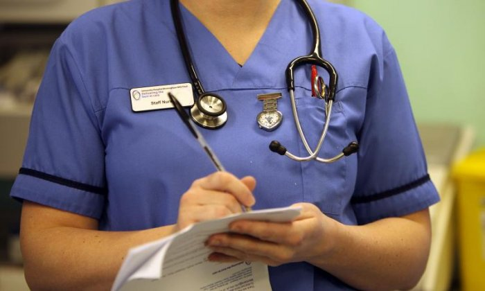 The We Are The NHS campaign will highlight professions across the health service, initially focusing on nursing