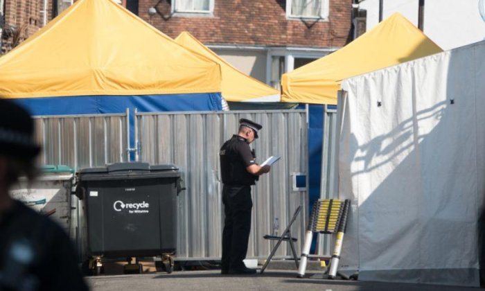 Car seized in Swindon in Novichok poisoning investigation