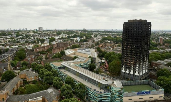 Police carry out interviews as part of Grenfell criminal investigation