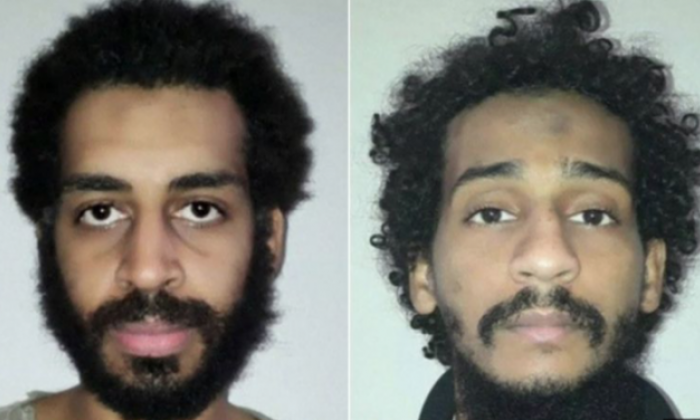 Alexanda Kotey and El Shafee Elsheikh, are said to have been members of the brutal four-man Beatles cell of IS executioners in Syria and Iraq
