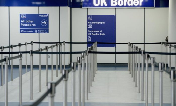 Home Office faces criticism from MPs over passport control tweet