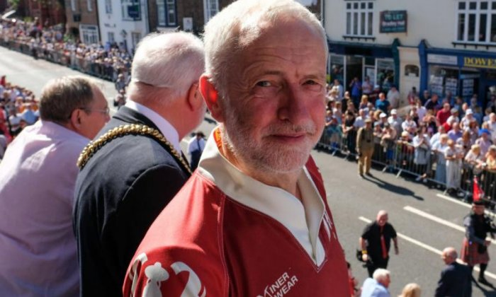 Jeremy Corbyn admits he was at memorial service for Palestinian terrorists