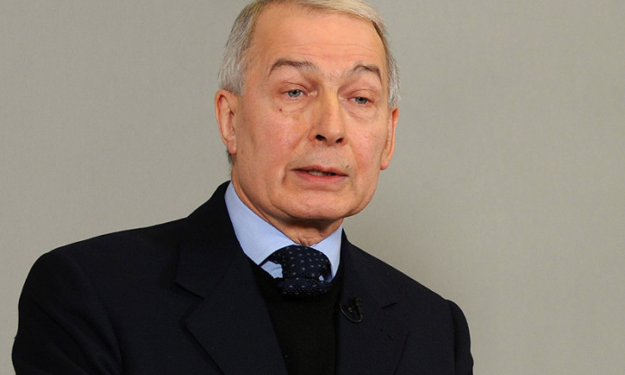 Frank Field resigns the Labour whip over 'anti-Semitism'