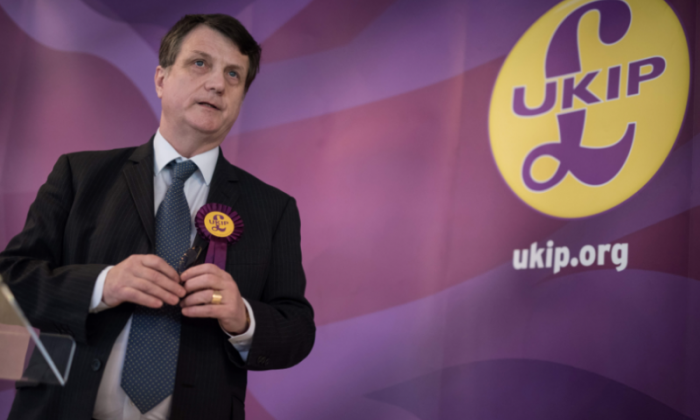Gerard Batten: 'I want to build up our party, not the Tories' as Tories fear an influx of UKIP members