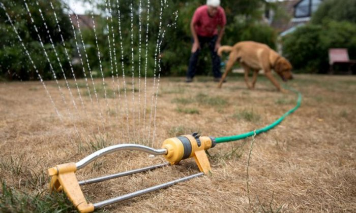Hosepipe ban scrapped because it's been raining so much in northern England
