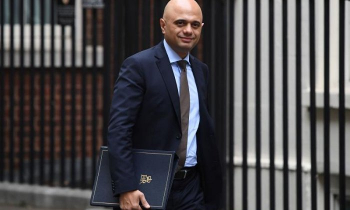 Sajid Javid apologises to members of Windrush generation who may have been wrongly detained