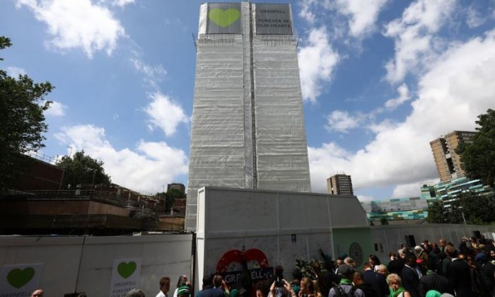 Council reportedly considering selling housing bought for Grenfell survivors