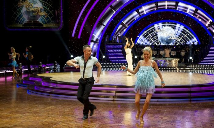 Dancer James Jordan: 'I wouldn't advise Theresa May to do Strictly'