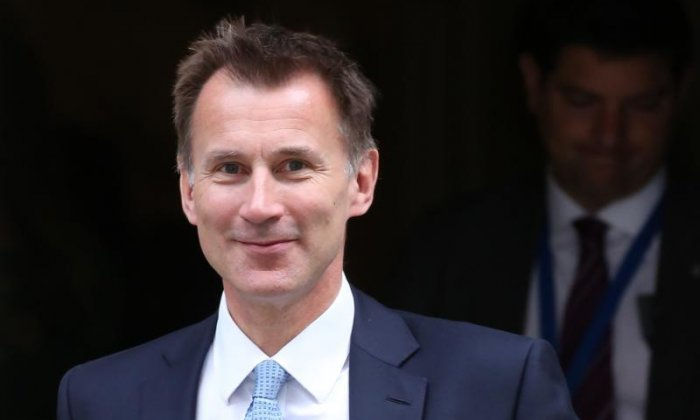 Jeremy Hunt offers a 'fresh start' in bid to free charity worker jailed in Iran