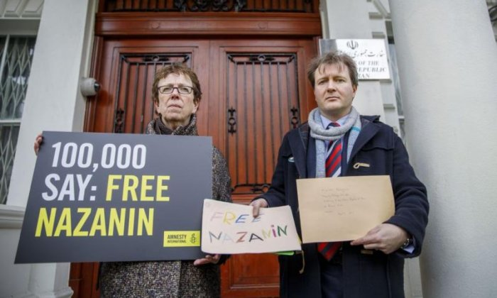 Charity worker Nazanin Zaghari-Ratcliffe released temporarily from prison