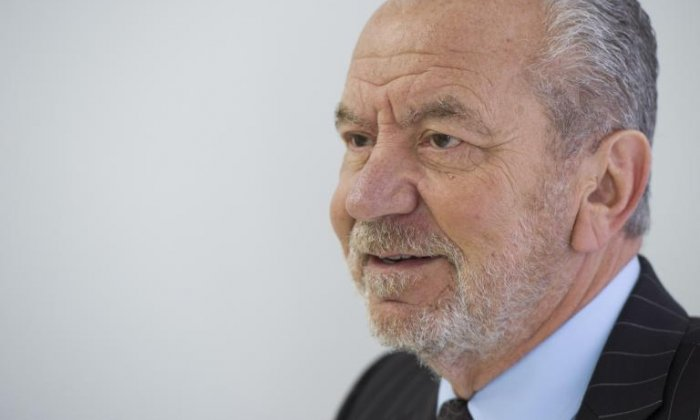 Alan Sugar: 'No matter what May delivers, the public won't be happy'