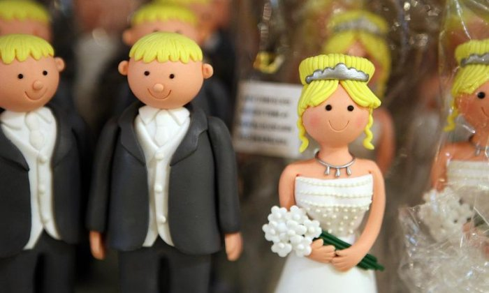 Divorce rates at their lowest since 1970s
