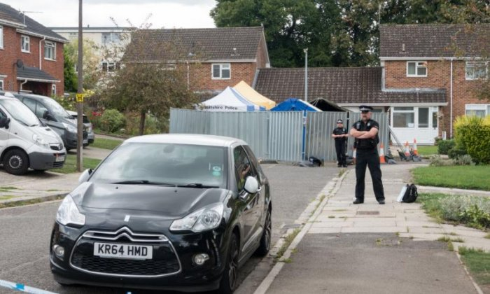 The home of the Skripals will remain under a police cordon until the decontamination is complete
